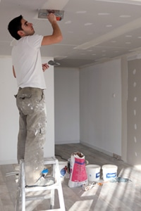 gyprocwerken plafond