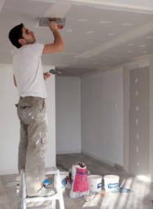 plafond gyprocwerken