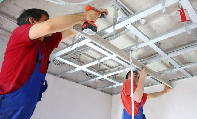 Fabulous Metal Stud Plafond Overspanning FW41