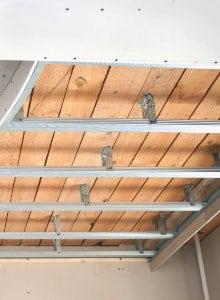 plaatsing gyproc plafond